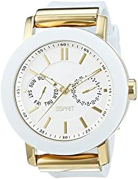 Esprit Damen-Armbanduhr Loft Analog Quarz Plastik ES105622003
