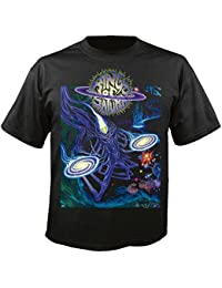 RINGS OF SATURN - Space lord T-Shirt