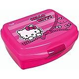 scooli hksu9901–Fiambrera Hello Kitty, aprox. 13x 17x 6cm, color rosa