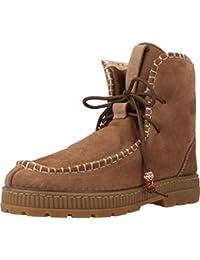 60e8070c4 Amazon.es  Marfil - Botas   Zapatos para niña  Zapatos y complementos