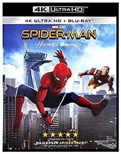 Spider-Man: Homecoming [Blu-Ray 4K] [Region B]