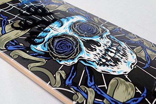 Zoom IMG-4 skateboard skate max mod skull