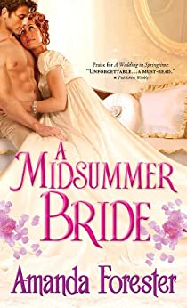 A Midsummer Bride (Marriage Mart Book 2) by [Forester, Amanda]