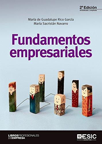 Fundamentos empresariales (Libros profesionales) eBook: María de ...