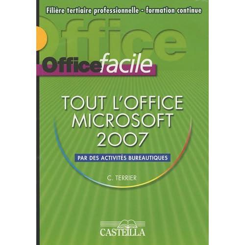 Office facile Microsoft 2007