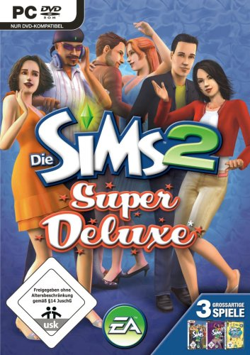 Electronic Arts  Die Sims 2: Super Deluxe