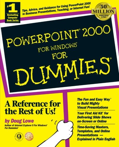 PowerPoint 2000 For Dummies por Lowe