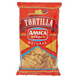 Amica Chips Tortilla Natural – 200 gr