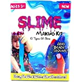 AncientKart Best DIY Slime & Putty Making Kit With 10 Options In Hand