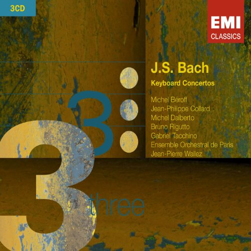 Keyboard Concerto in F minor, BWV1056: III. Presto