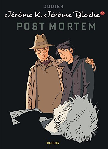 Jérôme K. Jérôme Bloche - Tome 23 : Post mortem