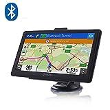 SAT NAVS GPS Navigation System, 7 inch Pre-loaded World Latest 2019 Maps Lifetime