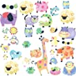 RoomMates Repositionable Childrens Wall Stickers Polka Dot Piggy