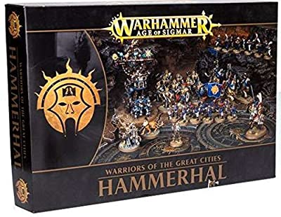 Hammerhal - Warriors of the Great Cities 64-60 - Warhammer Age of Sigmar