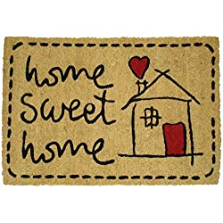Koko Doormats Sweet Home Felpudo