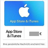 Geschenkkarte für App Store & iTunes - Gutschein per E-Mail