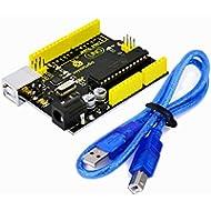 Keyestudio Uno R3 Entwicklungs-Board Fuer Arduino + USB-Kabel