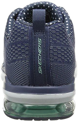 Skechers Skech-Air Infinity, Scarpe Sportive Outdoor Donna Blu (Navy/aqua)