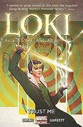 Loki: Agent of Asgard Volume 1: Trust Me by Al Ewing (2014-09-02)