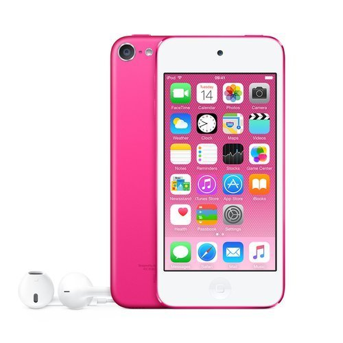 Apple 16 GB iPod Touch - Pink