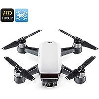 DJI Spark Mini Drone - 1080p, 3D Sensor System, 50Km/h, FPV, WiFi, Gesture Mode, Auto Take-Off Landing, 12MP CMOS - Compare prices on radiocontrollers.eu