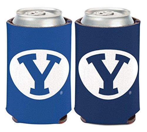 Wincraft Snack-Schale NCAA Brigham (Young Universität BYU Cougar 1Pack 12oz beidseitigen Können Kühler -