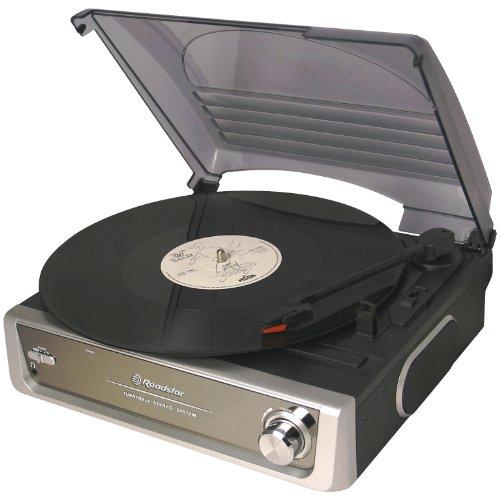 Roadstar TT-8532 - Giradiscos amplificado