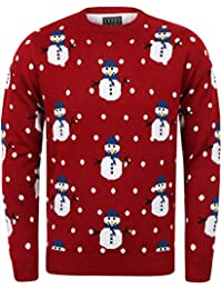 Seasons Greetings Novelty Christmas Jumpers