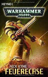 Feuerechse: Warhammer 40.000-Roman