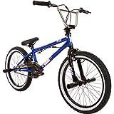 deTOX - Bicicletta da bambini, 20', BMX Freestyle per principianti, a partire da 130cm, dai...