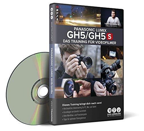 Filmen mit Panasonic Lumix GH5 und GH5s - das Videotraining (Filmes)