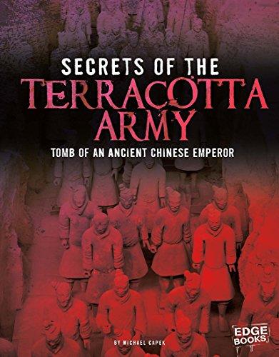 Secrets Of The Terracotta Army (archaeological Mysteries) por Michael Capek epub