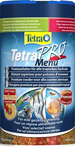 Lascure Delights Delights Mangime PRO Menu ml. 250-Alimenti Pesci, Multicolore, Unica