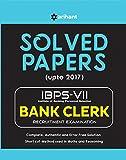 IBPS VII Solved Papers Bank Clerk 2017