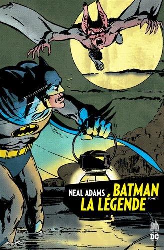 Batman la légende, Tome 1 :