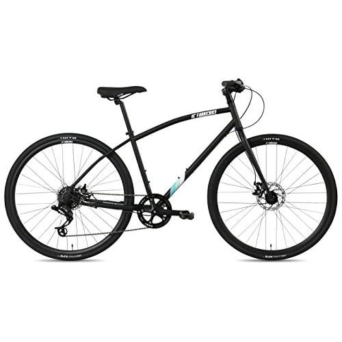 51gEkTf4cOL. SS500  - FabricBike Commuter, Hybrid Road Urban Bike, SRAM 8 Speed, Tektro Mechanical Disc Brakes