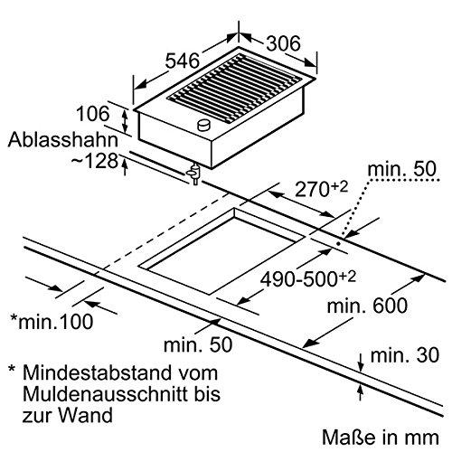 Neff NK 6430 N Kochfeld Elektro / edelstahl / 30,6 cm / Barbecue-Grill mit integrierten Temperaturregler / schwarz - 4