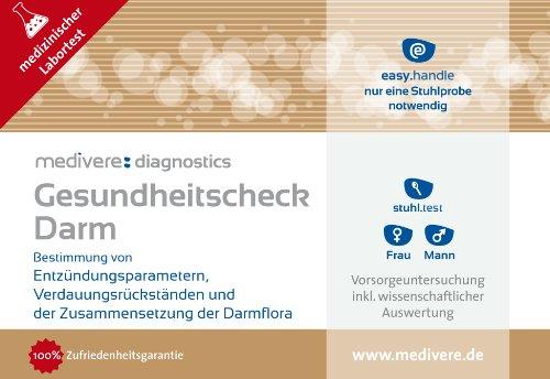 Medivere Gesundheitscheck Darm