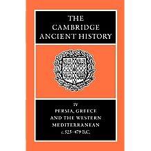 The Cambridge Ancient History: Volume 4 by John Boardman (Editor), N. G. L. Hammond (Editor), D. M. Lewis (Editor), (24-Nov-1988) Hardcover