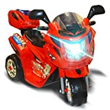 #5: Akshat Battery Operated Bike (red)
