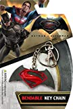 Schlüssel Kette-DC Comics-Batman vs Superman Film Logo NEU krb-3960