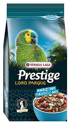 Vogelfutter Amazone Parrot Loro Parque Mix, 1 kg