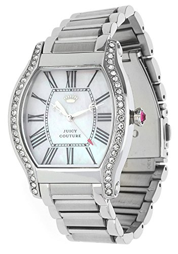 Juicy Couture Women Watch Dalton silver 1901085
