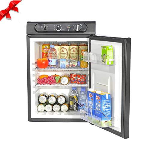 SMAD Mini Refrigerador Absorción 3 Vías Autocaravana