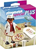 Playmobil Especiales Plus 4766 - Pizzero (4766) - Playmobil Pizzero,...