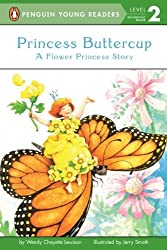 Princess Buttercup: A Flower Princess Story (All Aboard Reading: Level 1)