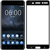 Classico Nokia 6 9H 4D Full Cuverage Curved Explosion-Proof Tempered Glass Screen Protector For Nokia 6
