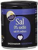 Medtsalt Sal 0% Sodio - 3 Paquetes de 200 gr - Total: 600 gr