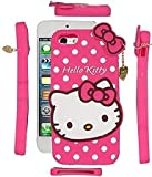 Fonixa Hello Kitty Back Cover Oppo F1S Pink