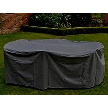 Suchergebnis Auf Amazon De Fur Gartentisch Abdeckung Oval 2